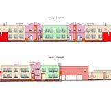 Реконструкция здания МОУ НОШ № 18 под детский сад