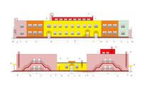 Реконструкция детского сада в городе Лангепас