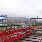 Техническое перевооружение системы распределения воздуха на очистных сооружениях.